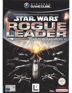 STAR WARS ROGUE LEADER - ROGUE SQUADRON II voor Gamecube