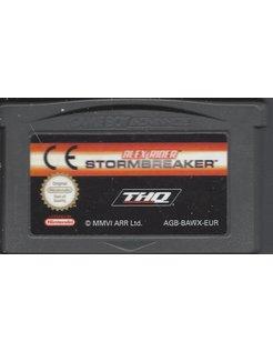 ALEX RIDER STORMBREAKER voor Game Boy Advance