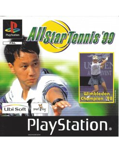ALL STAR TENNIS '99 for Playstation 1