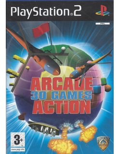 ARCADE ACTION for Playstation 2 PS2