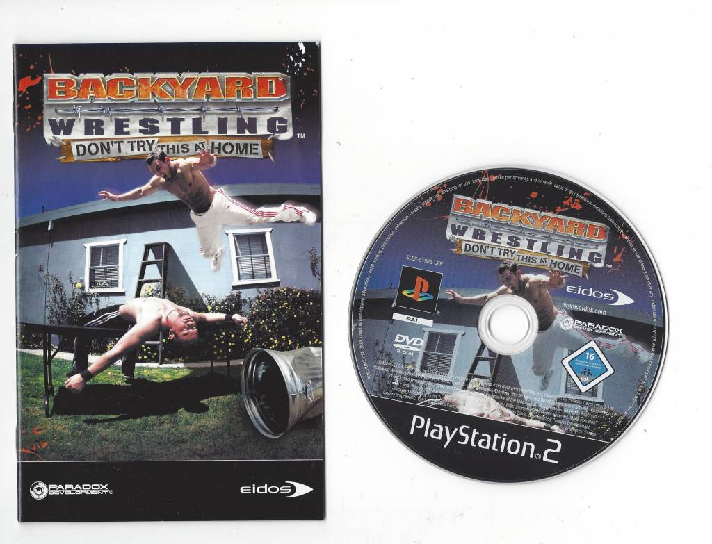 Wwe Smackdown Here es The Pain Usa Iso Ps2 Isos