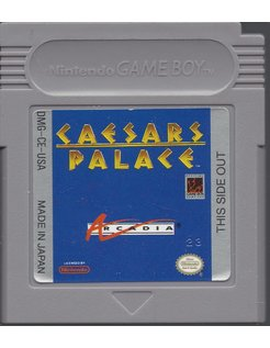 CAESARS PALACE for Nintendo Game Boy