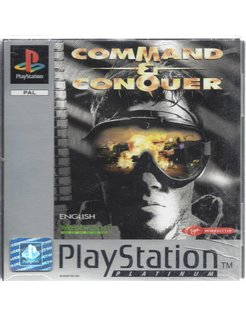 COMMAND & CONQUER for Playstation 1