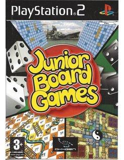 JUNIOR BOARD GAMES for Playstation 2