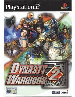 DYNASTY WARRIORS 2 voor Playstation 2