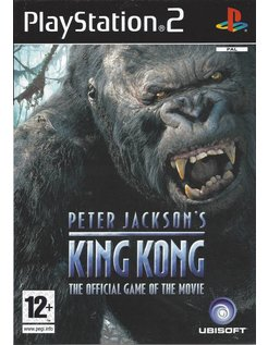 KING KONG voor Playstation 2