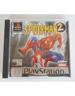 SPIDER-MAN 2 ENTER ELECTRO for Playstation 1