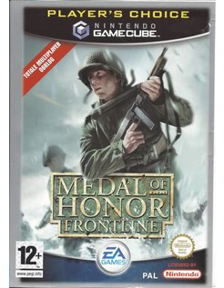 MEDAL OF HONOR FRONTLINE für Gamecube