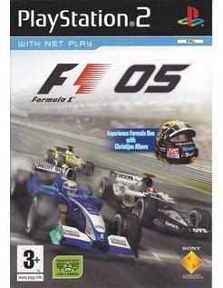 FORMULA ONE 05 für Playstation 2