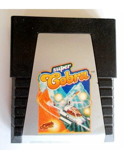 SUPER COBRA for Atari 2600