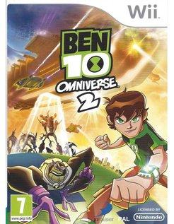 BEN 10 OMNIVERSE 2 for Nintendo Wii