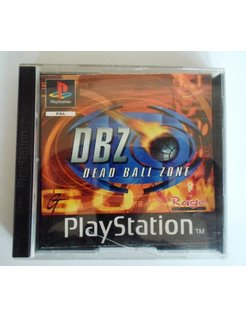 DEAD BALL ZONE DBZ for Playstation 1