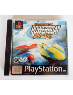 VR SPORTS POWERBOAT RACING for Playstation 1