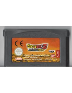 DRAGON BALL Z SUPERSONIC WARRIORS for Game Boy Advance