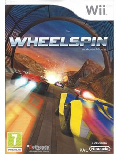 WHEELSPIN for Nintendo Wii