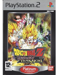 DRAGON BALL Z BUDOKAI TENKAICHI for Playstation 2 - Platinum