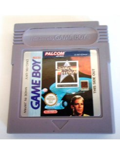 STAR TREK voor Nintendo Game Boy