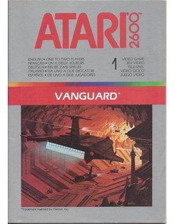 MANUAL voor ATARI 2600 GAME CARTRIDGE VANGUARD