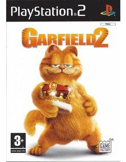 GARFIELD 2 voor Playstation 2 PS2