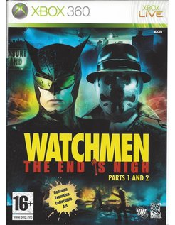 WATCHMEN THE END IS NIGH PARTS 1 AND 2 for Xbox 360