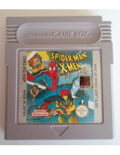 SPIDER-MAN X-MEN (ARCADE'S REVENGE) voor Nintendo Game Boy