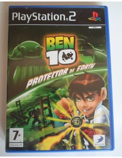 BEN 10 PROTECTOR OF EARTH for Playstation 2