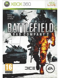 BATTLEFIELD BAD COMPANY 2 for Xbox 360