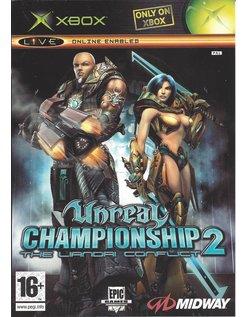 UNREAL CHAMPIONSHIP 2 THE LIANDRI CONFLICT für Xbox