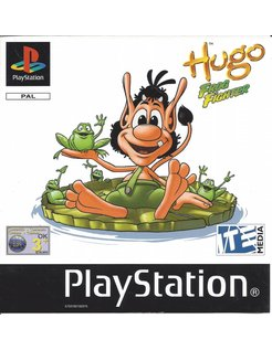 HUGO FROG FIGHTER for Playstation 1