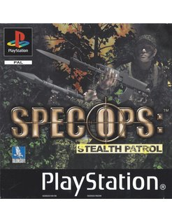 SPEC OPS STEALTH PATROL for Playstation 1
