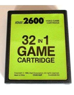 32 IN 1 GAME CARTRIDGE for Atari 2600
