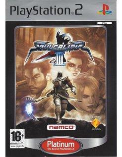 SOUL CALIBUR III (3) SOULCALIBUR III voor Playstation 2