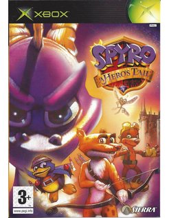 SPYRO A HERO'S TAIL for Xbox