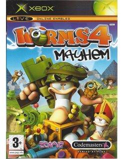 WORMS 4 MAYHEM for Xbox