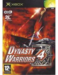 DYNASTY WARRIORS 4 für Xbox