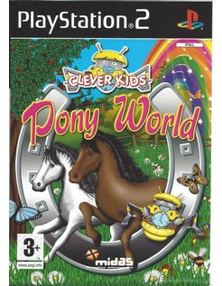 CLEVER KIDS PONY WORLD für Playstation 2