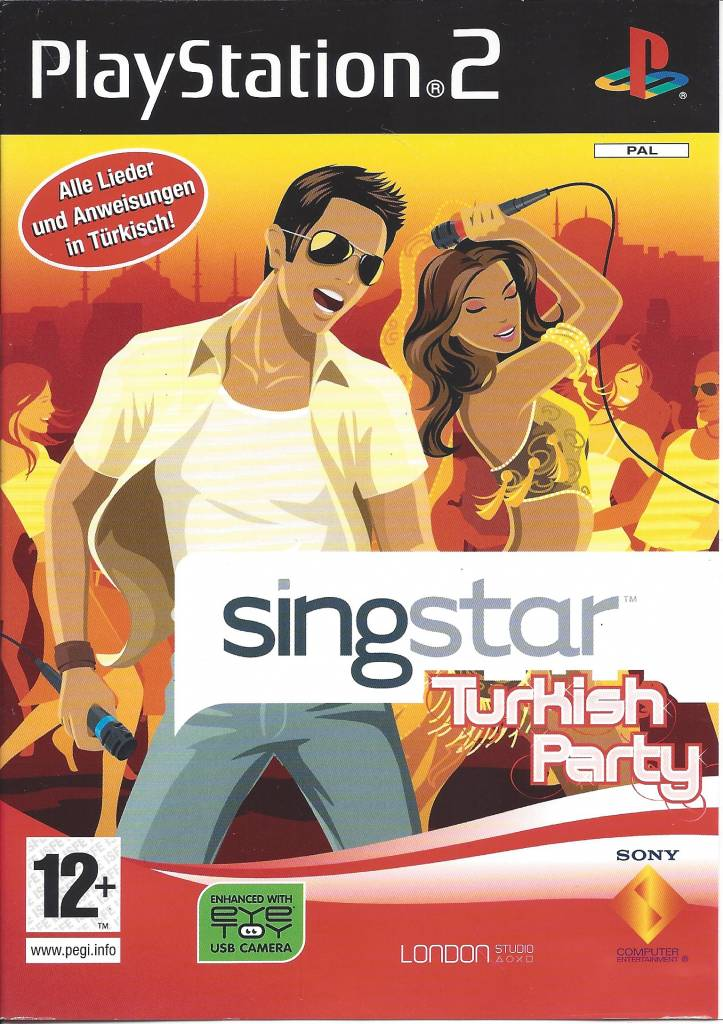 singstar wii game