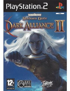 BALDUR'S GATE DARK ALLIANCE II (2) voor Playstation 2 PS2