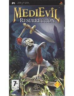 MEDIEVIL RESURRECTION for PSP