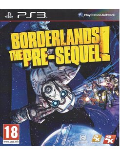 BORDERLANDS THE PRE-SEQUEL for Playstation 3 PS3