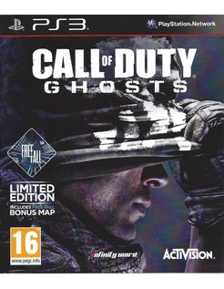 CALL OF DUTY GHOSTS für Playstation 3 PS3