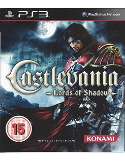 CASTLEVANIA LORDS OF SHADOW for Playstation 3 PS3