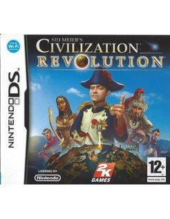 SID MEIER'S CIVILIZATION REVOLUTION voor Nintendo DS