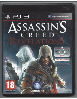 ASSASSIN'S CREED REVELATIONS für Playstation 3 PS3