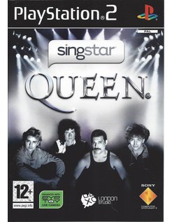 SINGSTAR QUEEN für Playstation 2 PS2