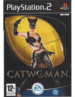 CATWOMAN voor Playstation 2 PS2