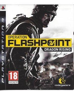 OPERATION FLASHPOINT DRAGON RISING für Playstation 3