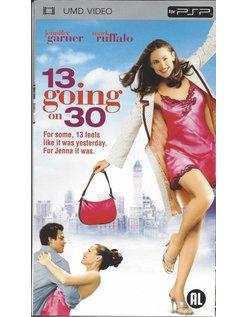 13 GOING ON 30 - UMD video for PSP