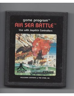 AIR SEA BATTLE für Atari 2600