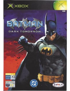BATMAN DARK TOMORROW für Xbox
